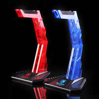 NEW Sades Gaming Cradle Headset holder Stand Universal Multifunctional Headphone Hanger Holder Bracket Display for Headphone