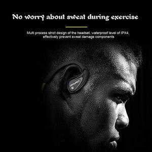 Image 4 - Awei A880BL Sport Draadloze Hoofdtelefoon Bluetooth Oortelefoon Headset Fone De Ouvido Voor Telefoons Sport In Ear Oortelefoon