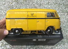 SCHUCO VW Volkswagen T1 Transporter Deutsche Bundespost Bus 1 18