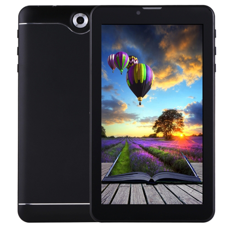 7.0 Inch Tablet PC Android4.4 3G Phone Call Quad Core 512MB RAM 8GB ROM Dual SIM Card AGPS WIFI Phablet Kid's Tablet PC yuntab7 inch quad core q88 1 5ghz android 4 4 tablet pc q88 allwinner a33 512mb 8gb capacitive screen 1024x600 dual camera wifi
