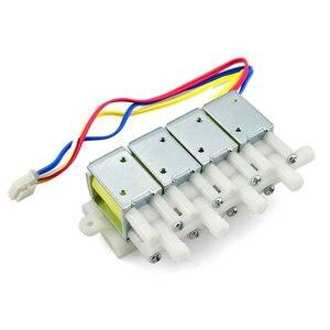 Image 2 - Электромагнитные клапаны Elecrow высокого качества для автоматического умного полива, 12 В постоянного тока