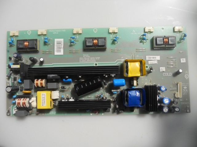 RSAG7.820.1768/ROH VER.F Used LCD Power Board Work 37 Inch TV fsp150 3ps01 r hsl32 3l02 lcd lcd power board used and tested