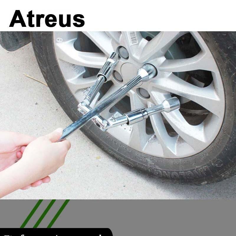 Atrée Pneu De Voiture Ensemble de Démontage Clés Outils De Réparation Pour Lexus Honda Civic Opel astra Mazda 3 6 Kia Rio Ceed volvo Lada