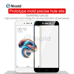 Image 2 - For Redmi 4X Full Cover Tempered Glass For Xiaomi Redmi 4A 3S 3X 4 Note 3 4 pro 4pro note 4x Screen Protector Protective glass