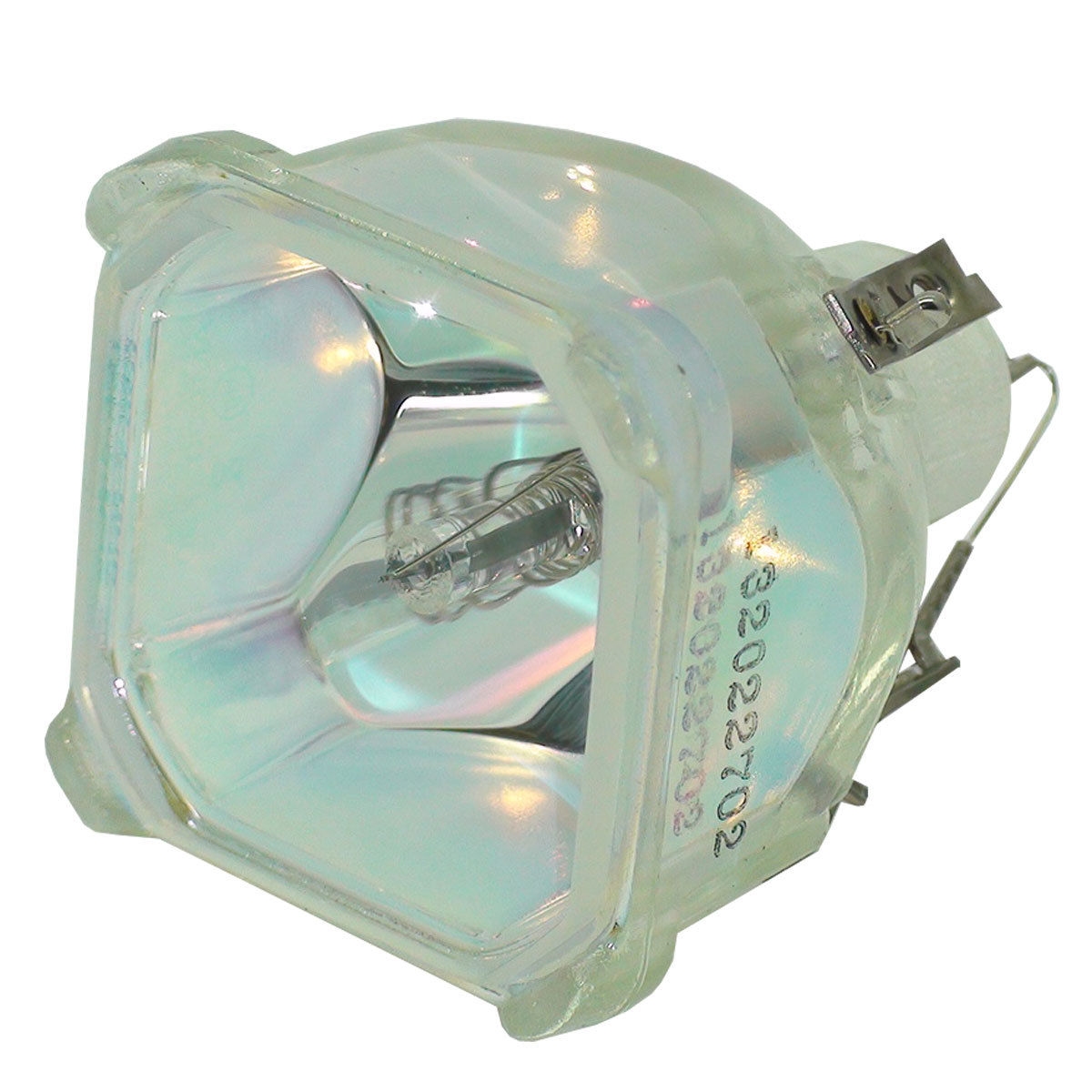 Compatible Bare Bulb EP7750LK 78-6969-9565-9 for 3M MP7740i MP7740iA X40 X40i Projector Lamp Bulbs without housing