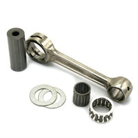 Road Passion Motorcycle Piston Connecting Rod For Honda 13200 ML3 680 13200ML3680 CR500R Connecting Rod Kit 1987 2001