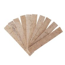10pcs Bb Clarinet Neck Joint Cork Sheet Musical Instruments Parts 91*13*2mm цена