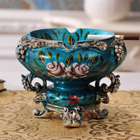 Olin Shakespeare series Home Furnishing decoration dream ashtray ashtray large continental retro fashion gift ornaments