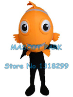 finding nemo clown fish mascot costume custom adult size cartoon character cosply carnival costume 3183