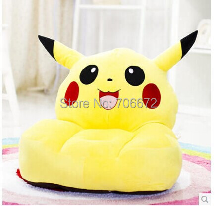 large 54x45cm pikachu plush toy soft tatami sofa floor seat cushion ,birthday gift t8978 unpainted white injection molding bodywork fairing for honda vfr 1200 2012 [ck1051]