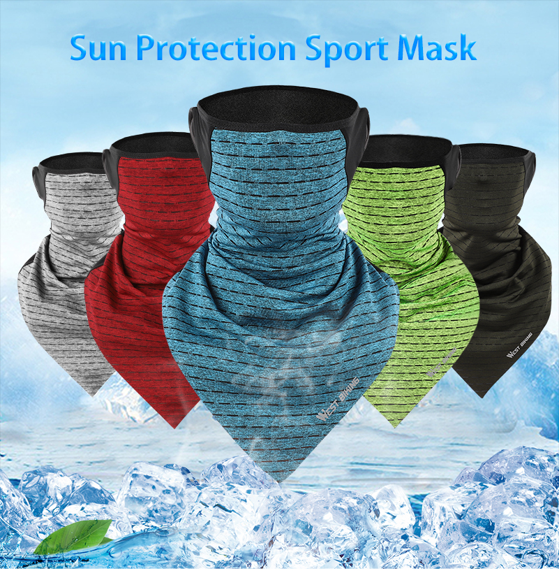 HTB11z8HbsrrK1RjSspaq6AREXXal - Cycling Half Face Mask Skin Cool Ice Silk Bandanas Breathable UV400 Protection Sports