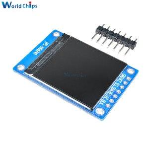 Image 5 - 1.3 pollici IPS HD TFT ST7789 Unità IC 240*240 La Comunicazione SPI 3.3V di Tensione 4 Wire SPI interfaccia LCD A Colori OLED Display FAI DA TE