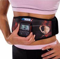 High Quality Women Men Ab Tronic X2 Dual Fitness Belt Belt Slimming Belt Vibration Belt For