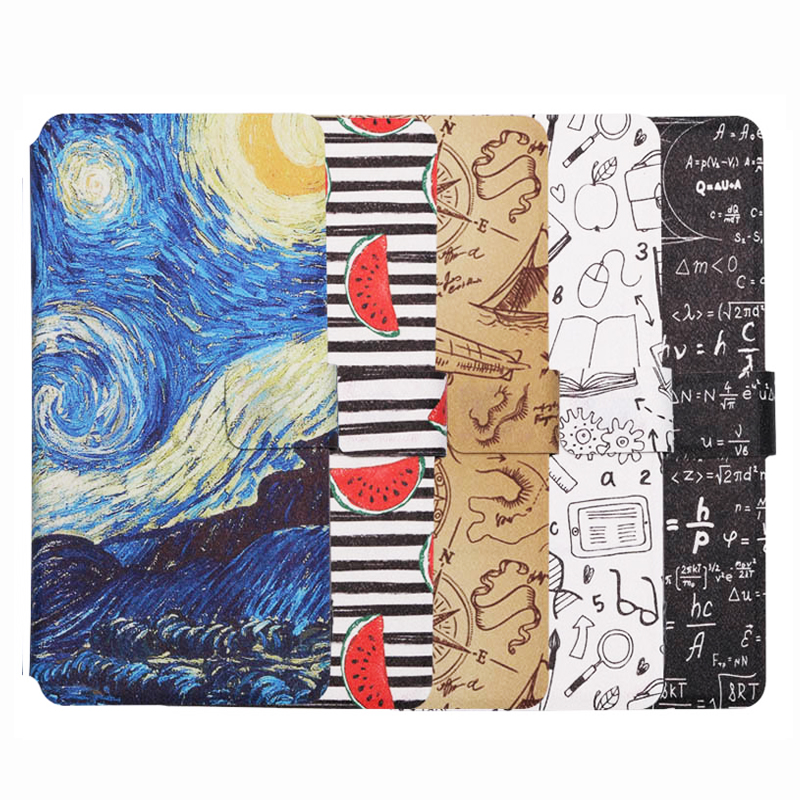 Painted Flip Wallet Case For Sony Xperia C3 D2533 D2502 S55T C4 Dual E5333 E5306 T3 D5106 M50w Phone Cover Protective Shell DIY in Flip Cases from Cellphones Telecommunications