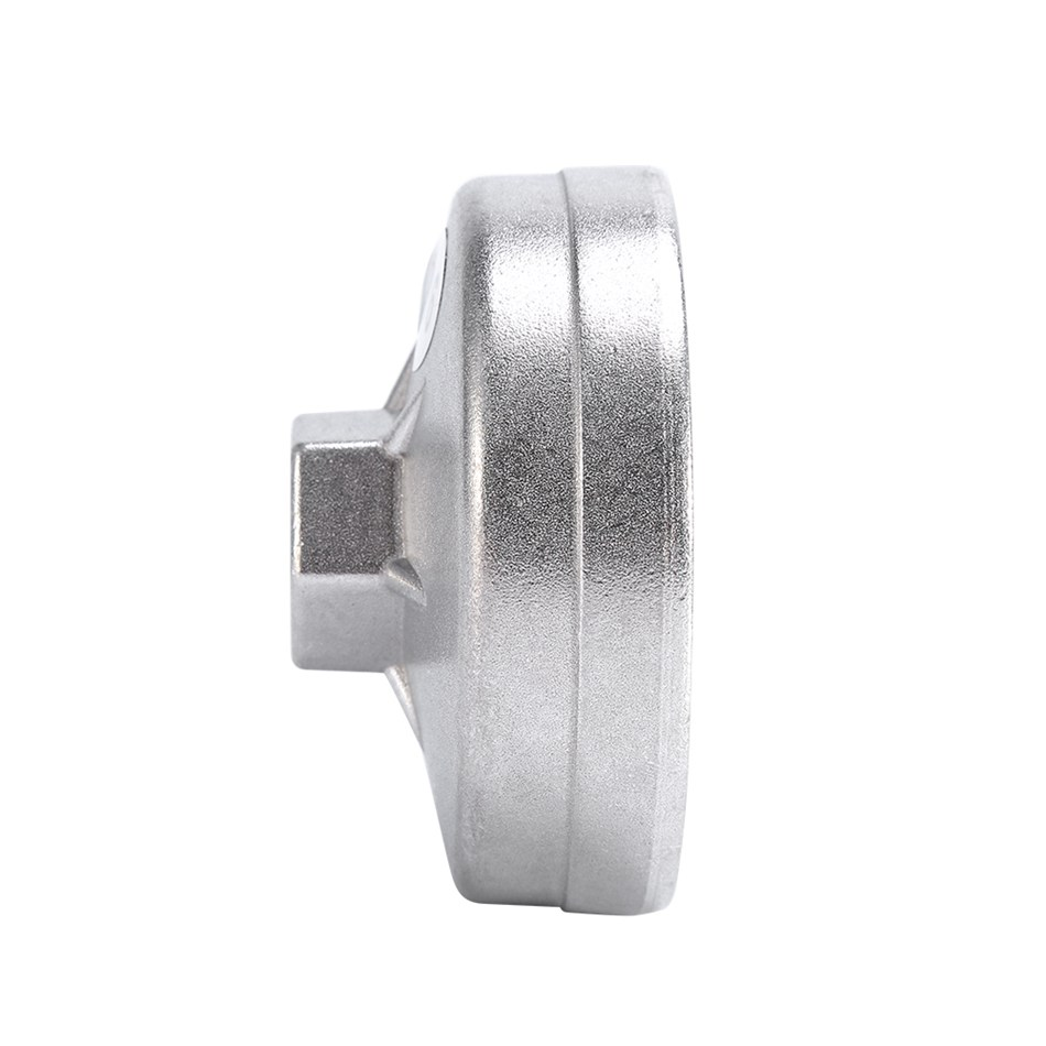 Image 4 - 74mm 14 Flute Aluminum Oil Filter Wrench Socket Remover Tool For BMW For AUDI For Benz Oil Filter Wrench Auto Tool-in Oil Filters from Automobiles & Motorcycles