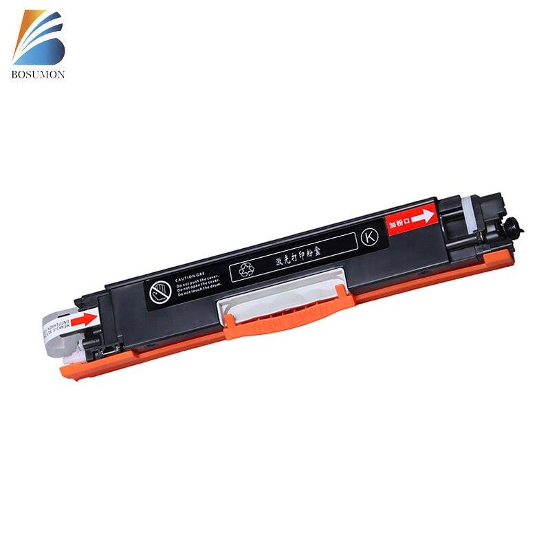 Kompatibel CF350A CF351A CF352A CF353A 130A kartusche Toner couleur Für hp Color...