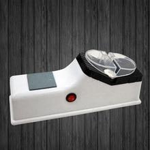 סכין מחדד חשמלי מקצועי מטבח חידוד אבן מטחנת סכיני אבן משחזת טונגסטן יהלומי קרמיקה מחדד כלי