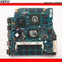 A1820750A For SONG VPCSB1AGX VPCSB 13 3 inch Laptop Motherboard MBX 237 HM67 i7 2620M 4GB