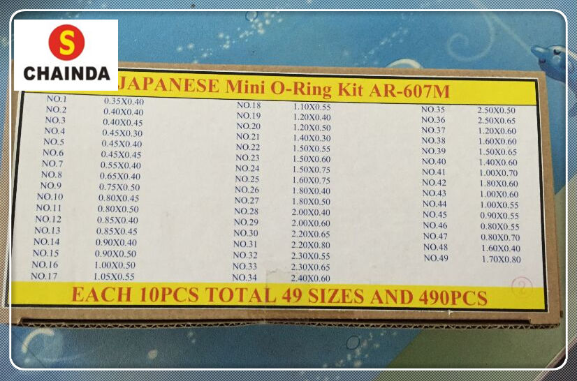 Mini o Anel Kit para Coroas de Relógio Alta Qualidade Pces Japonês 490