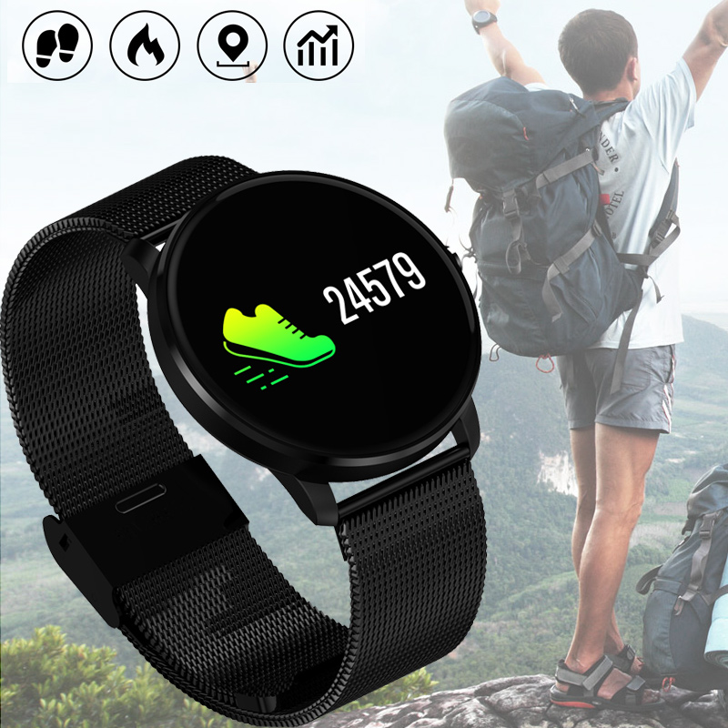 Smart Watch Sport Waterprooaf pedometers Message Reminder Bluetooth Outdoor swimming men Women smartwatch for ios Android phone