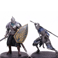 18cm Dark Souls PVC Action Figures Collectible Model Toy ARTORIAS DXF Faraam Knight Figure Dolls Birthday