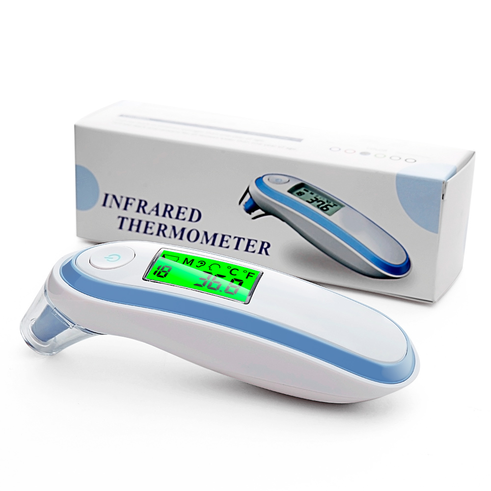 Yongrow Baby Thermometer Infrared Body Thermometer Non Contact Fever Forehead Ear Mediacal Digital Thermometer With Baby Kids цена 2017