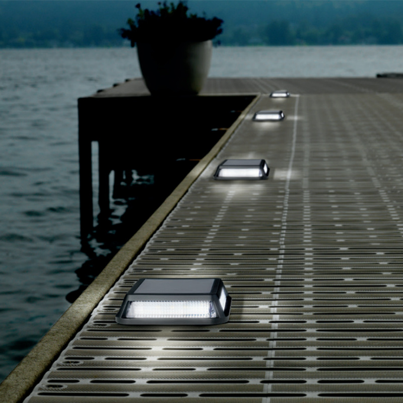 Solar Powered Driveway Lights