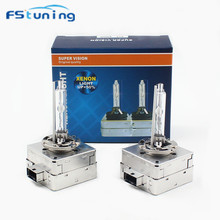 цены FStuning D1C D1R D1S HID xenon headlight bulb 4300K 5000k 6000K 8000K 10000k D1S Xenon HID Bulbs for car lights xenon headlights