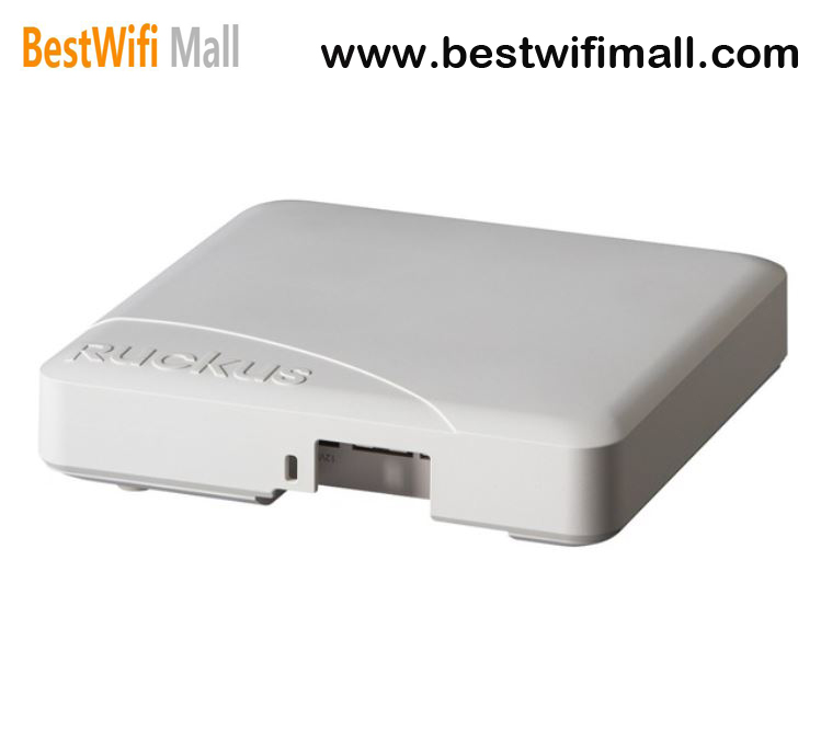 Ruckus Wireless ZoneFlex R500 Dual-Band, 802.11ac Indoor Access Point wifi , 2x2:2 Streams, BeamFlex+, Dual Ports, 802.3af PoE