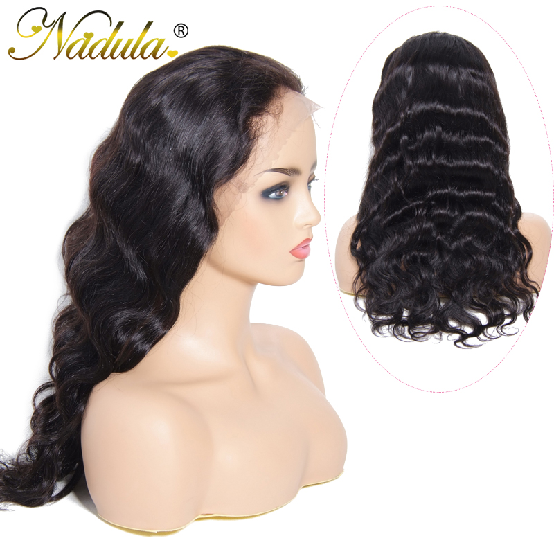 Nadula Hair Body Wave Wig 360 Lace Front Wig 150% /180% Density   Hair Lace Front  Wigs With Baby Hair 2