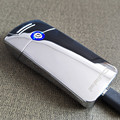 new primo usb arc pulse electronic cigarette luxury Rechargeable Flameless lighter
