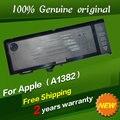 """JIGU Бесплатная доставка A1382 Оригинальный Аккумулятор Для Ноутбука Apple MacBook Pro 15 """"A1286 2011 год 2012 MC721 MC723 Серии"""