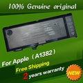 """JIGU Envío Libre A1382 Batería Original Del Ordenador Portátil Para Apple MacBook Pro 15 """"A1286 MC721 MC723 año 2011 2012 Series"""
