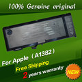 "JIGU Free shipping A1382 Original Laptop Battery For Apple MacBook Pro 15"" A1286 year 2011 2012 MC721 MC723 Series"