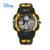 100% genuine disney relógios crianças moda digital sports watch 50 m ao ar livre relógios de pulso relogio lp-ps021-7
