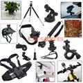 Kit de Acessórios Kit de Montagem para a Ação Sony Cam HDR AS15 AS20 AS200V AS100V AS30V AZ1 mini FDR-X1000V/W 4 k