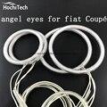 HochiTech Excelente Kit Ultra brilhante farol de iluminação CCFL Anjo Olhos Para Fiat Coupe 1993 a 2000