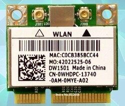 SSEA nowy dla BROADCOM BCM94313HMG2L BCM4313 karta bezprzewodowa wi-fi dla DELL 3400 3500 E5530 E6330 E6430 E6230 DW1501 testowane dobrze