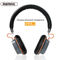 Remax 195HB Wireless Headphones Bluetooth 4 1 Stereo Hands Free Headset Headphone With Microphone For Iphone