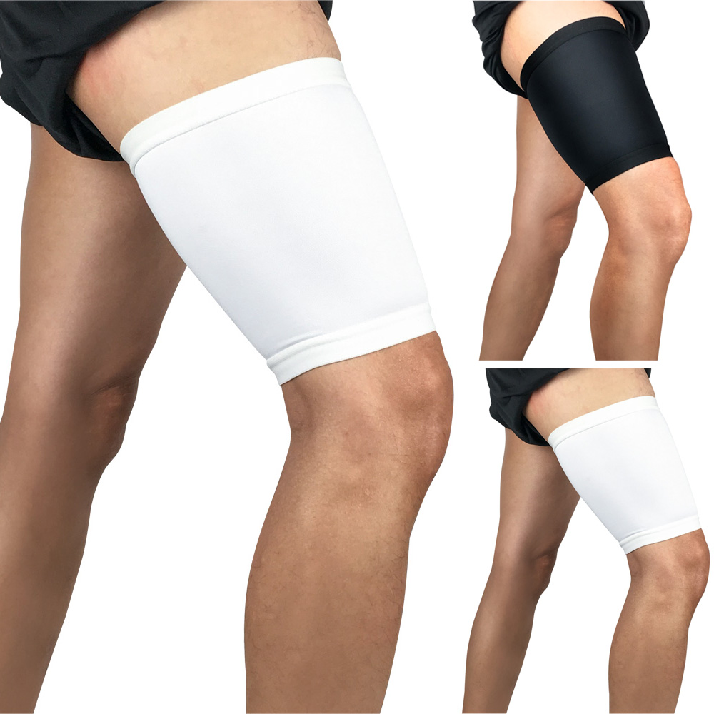 Protection Thigh Compression Leg Sleeve Solid Color Sports Protective Gear LFSPR0042