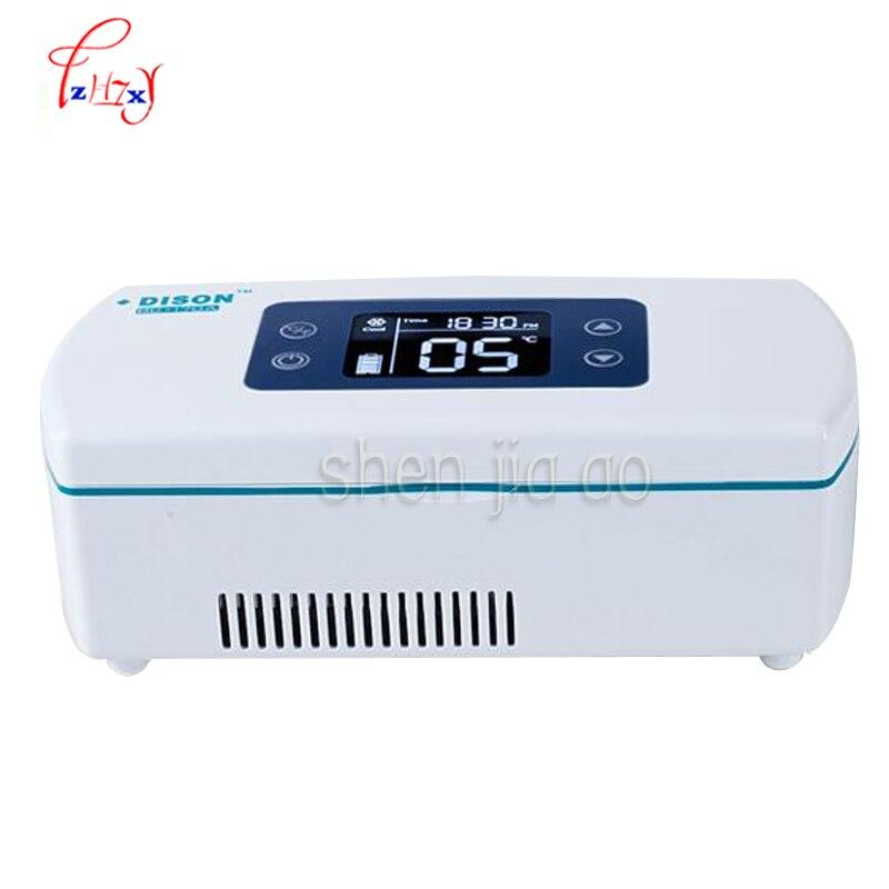 Insulin Medical Refrigerator / Small Fridge Portable Refrigerator Cold Storage Refrigerator BC-170A Mini Fridge 5L 1PC