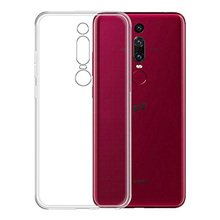 For Huawei Mate RS Porsche Design Case Slim Clear Transparent Soft TPU Silicone Ultra Thin Rubber Phone Protective Skin  Shell