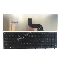 NOVO para Acer Aspire 7736 7736g 7736Z 7738 7540 7540g EUA Preto teclado do laptop