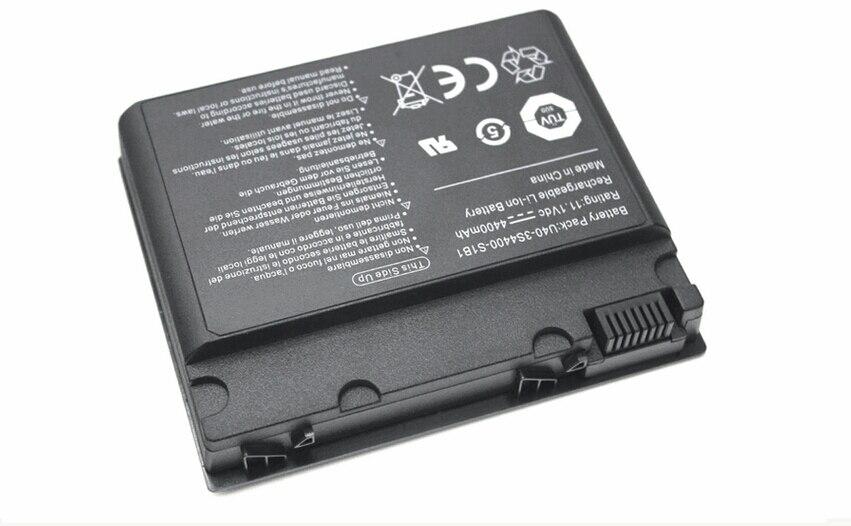 LMDTK 6 ячеек Аккумулятор для ноутбука Uniwill U40 U40Si U50Si серии U40-4S2200-G1L3 U40-3S4400-G1L3
