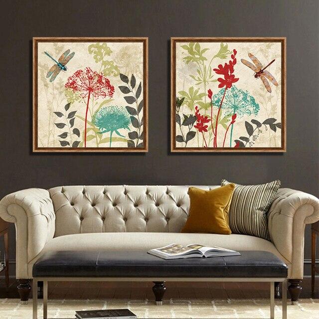 Floral Framed Art For Living Room Best Site Wiring Harness