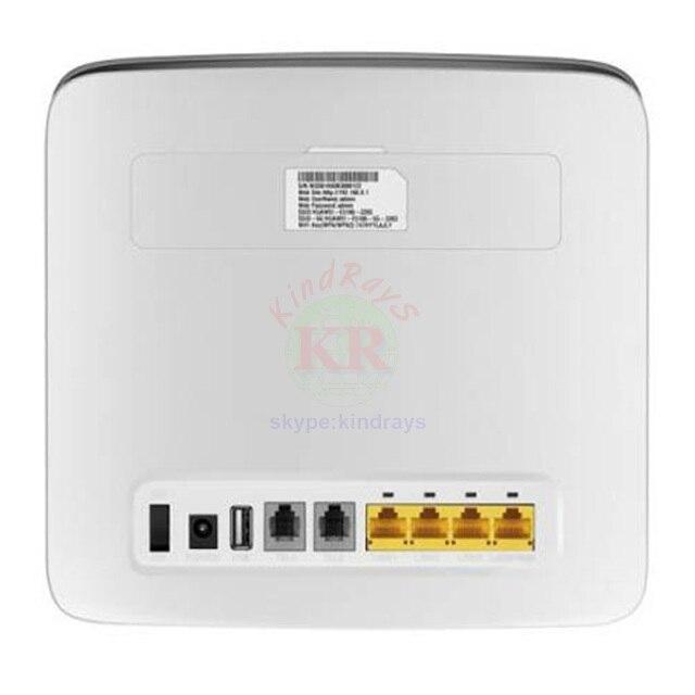 გახსნილია Huawei e5186 E5186s-22a 4g 300Mbps LTE - ქსელის აპარატურა - ფოტო 3