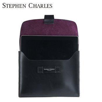 S.C Free Shipping and dropshopping - Leather Bag for Ipad 2/for Apple Ipad 2/for ipad case  W12PD0025