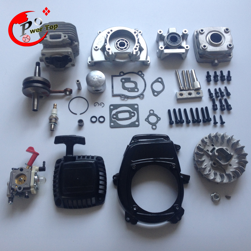 rovan engine 30.5CC 4 bolt kit with 668(997) walbro carburettor for HPI BAJA 5B king motor rovan engine 30 5cc 4 bolt kit with 30 5cc cylinder 4 hole crankcase rui xing carburettor for hpi baja 5b parts king motor