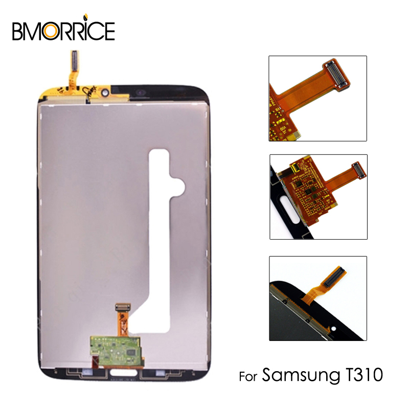 LCD Display For Samsung Galaxy Tab 3 SM-T310 T310 Wifi Touch Screen Digitizer Glass Panel Replacement Assembly 8.0 inch