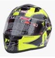 Genuine LS2 FF358 motorcycle helmet racing helmet upscale all winter helmet safety helmet/Special white / Warrior
